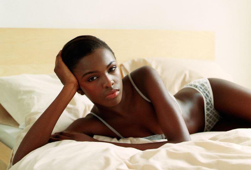 Ebony Cam Girl