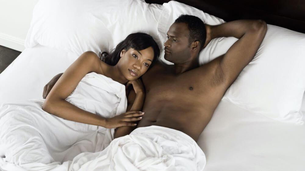 Cutie Ebony Couple